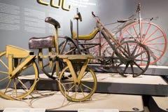 Επίσκεψη του μουσείου Ιερουσαλήμ επιστήμης Bloomfield Στοκ εικόνα με δικαίωμα ελεύθερης χρήσης