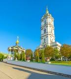 Επίσκεψη Pochaev Lavra Στοκ φωτογραφία με δικαίωμα ελεύθερης χρήσης