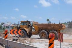 Επίστρωση ενός νέου δρόμου. στοκ φωτογραφίες με δικαίωμα ελεύθερης χρήσης