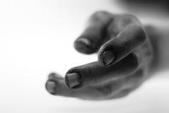επίτευξη οδηγιών χεριών Στοκ εικόνα με δικαίωμα ελεύθερης χρήσης