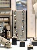Επίδειξη καταστημάτων κοσμήματος στοκ εικόνες