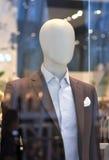 Επίδειξη καταστημάτων μόδας Στοκ Φωτογραφίες