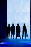 Επίδειξη μόδας Ιστανμπούλ Στοκ εικόνες με δικαίωμα ελεύθερης χρήσης