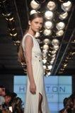 Επίδειξη μόδας κληρονομιάς Halston Στοκ φωτογραφία με δικαίωμα ελεύθερης χρήσης