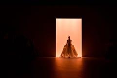 Επίδειξη μόδας του Steven Khalil Στοκ εικόνα με δικαίωμα ελεύθερης χρήσης