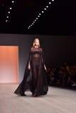 Επίδειξη μόδας του Steven Khalil Στοκ Εικόνες