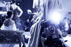 επίδειξη μόδας Στοκ Φωτογραφίες