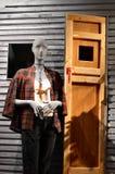 Επίδειξη παραθύρων σε Anthropologie σε NYC, ΗΠΑ Στοκ Εικόνες