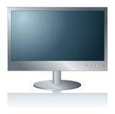 PC Monitor.Computer Στοκ Φωτογραφίες