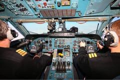 Επί Antonov ένας-74, πτήση στο στρατόπεδο Barneo, διεθνής εναέριος χώρος πάγου Στοκ φωτογραφία με δικαίωμα ελεύθερης χρήσης