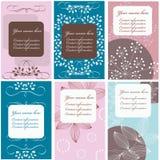επαγγελματικές κάρτες π ελεύθερη απεικόνιση δικαιώματος