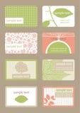 επαγγελματικές κάρτες &omi ελεύθερη απεικόνιση δικαιώματος