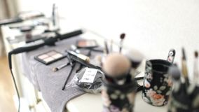 Επαγγελματική βούρτσα makeup φιλμ μικρού μήκους