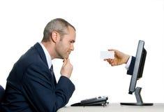επαγγελματική κάρτα στοκ εικόνες με δικαίωμα ελεύθερης χρήσης