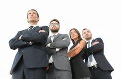 επαγγελματική ομάδα των επιχειρηματιών στοκ εικόνα