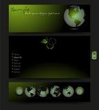 επαγγελματικός ιστοχώρ&o διανυσματική απεικόνιση
