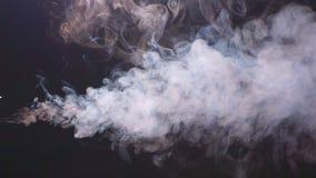 Επαγγελματικό φως στούντιο και μηχανή καπνού φιλμ μικρού μήκους