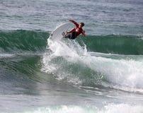 Επαγγελματικό Surfer - Jesse Horner - Merewether Αυστραλία Στοκ Εικόνες