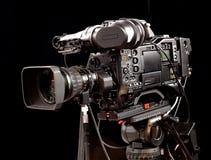 Επαγγελματικά ψηφιακά βιντεοκάμερα Στοκ Εικόνα