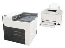 Επαγγελματική μηχανή εκτύπωσης Στοκ Εικόνα