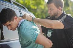 Επαγγελματικός αστυνομικός Στοκ Εικόνες
