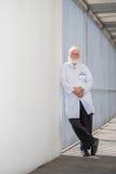 Επαγγελματικός επιστήμονας στοκ φωτογραφία με δικαίωμα ελεύθερης χρήσης
