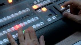 Επαγγελματικός ελεγχόμενος τηλεοπτικός switcher παραγωγής η τηλεοπτική ραδιοφωνική μετάδοση φιλμ μικρού μήκους