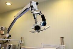 Επαγγελματικός ΩΤΟΡΙΝΟΛΑΡΥΓΓΟΛΟΓΙΚΌΣ τερματικός σταθμός EVO Ιατρικός ελαφρύς εξοπλισμός Στοκ Εικόνα