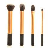 Επαγγελματικό σύνολο βουρτσών makeup Στοκ Εικόνες