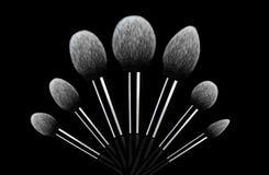 Επαγγελματικό σύνολο βουρτσών makeup Στοκ Εικόνα