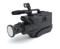 Επαγγελματικό camcorder ελεύθερη απεικόνιση δικαιώματος