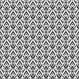 Επανάληψη του σχεδίου του ρόμβου και των τετραγώνων σε ένα μονοχρωματικό backgro Ελεύθερη απεικόνιση δικαιώματος