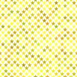 Επανάληψη του υποβάθρου σχεδίων αστεριών Στοκ Εικόνα