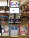 Επανάσταση ΟΔΓ χορού χορού arcade Στοκ φωτογραφία με δικαίωμα ελεύθερης χρήσης