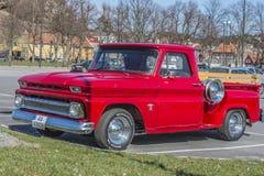 1965 επανάλειψη C10 Stepside Chevrolet Στοκ φωτογραφία με δικαίωμα ελεύθερης χρήσης