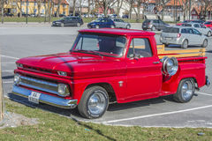 1965 επανάλειψη C10 Stepside Chevrolet Στοκ φωτογραφίες με δικαίωμα ελεύθερης χρήσης