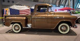 Επανάλειψη Chevrolet 3100, 1956 Στοκ Εικόνες