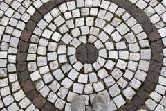 Επανάληψη από τα παπούτσια Στοκ φωτογραφίες με δικαίωμα ελεύθερης χρήσης
