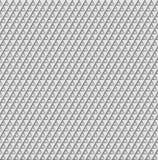 Επανάληψη των γεωμετρικών κεραμιδιών Σύνθεση από τα τρίγωνα διανυσματική απεικόνιση