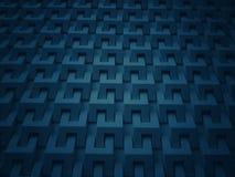 Επαναλάβετε το σχέδιο με το σκούρο μπλε τόνο στοκ εικόνες με δικαίωμα ελεύθερης χρήσης