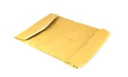 Επαναχρησιμοποιημένος ταχυδρομικός φάκελος Στοκ Φωτογραφία