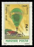 Επανδρωμένη πτήση, εκτάριο-001 Pannonia Στοκ Εικόνες