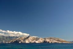 επαρχία βουνών λιμνών των Ιμαλαίων ladakh Στοκ Εικόνα