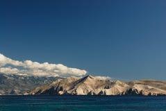επαρχία βουνών λιμνών των Ιμαλαίων ladakh Στοκ Εικόνες