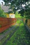 επαρχία εξοχικών σπιτιών Στοκ φωτογραφία με δικαίωμα ελεύθερης χρήσης