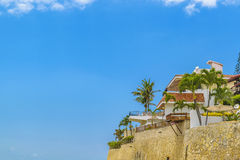 Επαρχία Ισημερινός Gauyas παραλιών Playas Στοκ Εικόνες