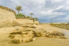 Επαρχία Ισημερινός Gauyas παραλιών Playas Στοκ Εικόνα