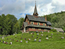 επαρχία Νορβηγία Στοκ Φωτογραφίες