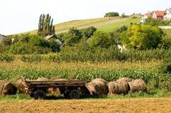 επαρχία ουγγρικά στοκ φωτογραφία με δικαίωμα ελεύθερης χρήσης