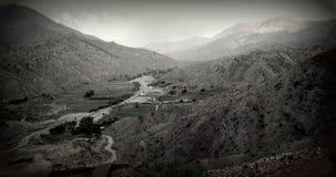 επαρχία του Αφγανιστάν Στοκ Εικόνες